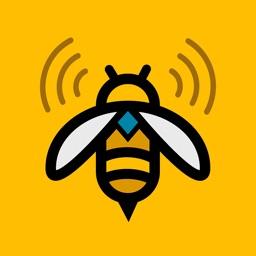 Bee Ready Remote School Bell