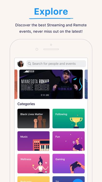 IRL - Event Social Network screenshot-4