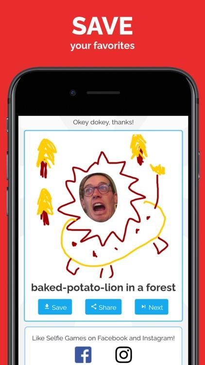 Selfie Games: A TV Party Game screenshot-4