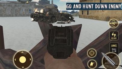 Sniper War Legend Battlefield screenshot three