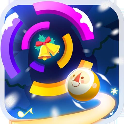 Smash Colors 3D: Rush Circles icon