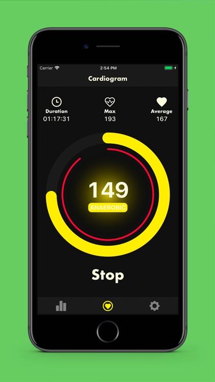 Cardiogram screenshot-5
