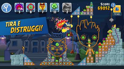 Screenshot of Angry Birds Friends6
