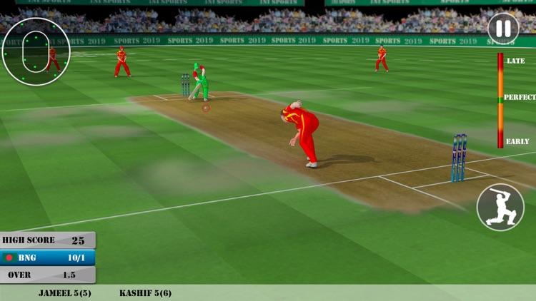 Play Cricket Games 2019