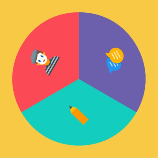 Spin the Wheel - Activity game