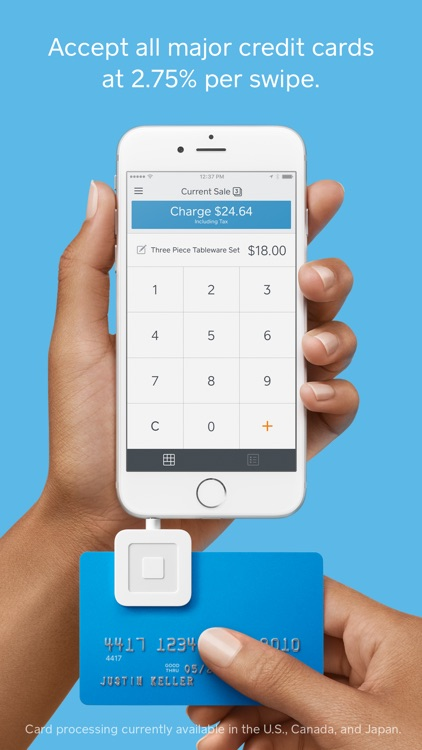 Square Point of Sale (POS)