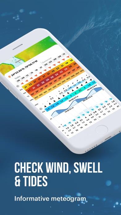 WindHub: sailing weather Screenshot