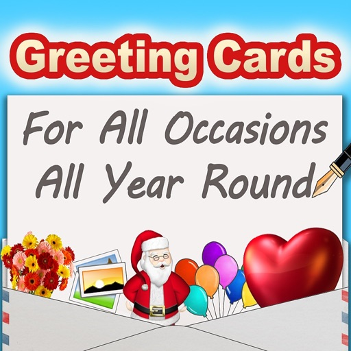 Greeting Cards App