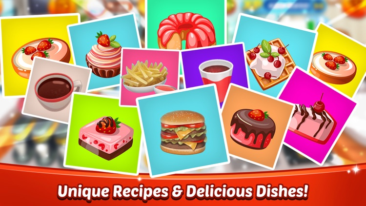 Cooking World - Food Fever