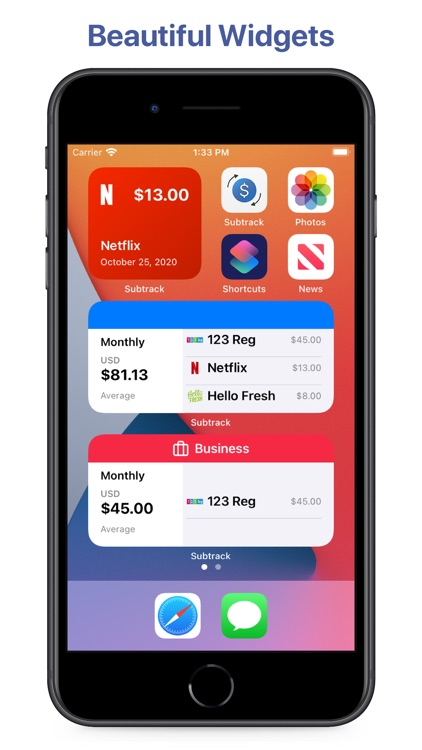 Subtrack: Track Subscriptions