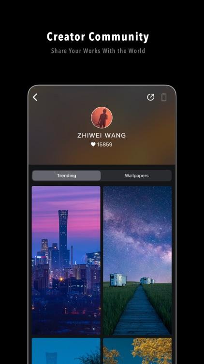 Clarity Wallpaper screenshot-8