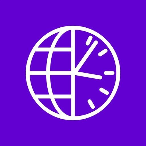 Flag Clock