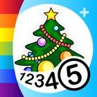 Pinta por Números - Navidad + icon