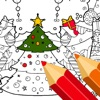 Christmas : Coloring Pages - iPhoneアプリ