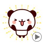 Feelings various panda Move
