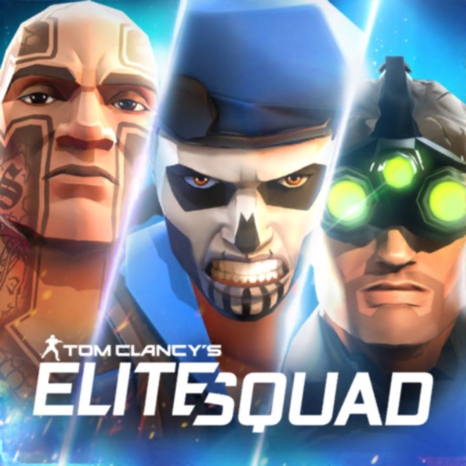 Tom Clancy's Elite Squad  icon
