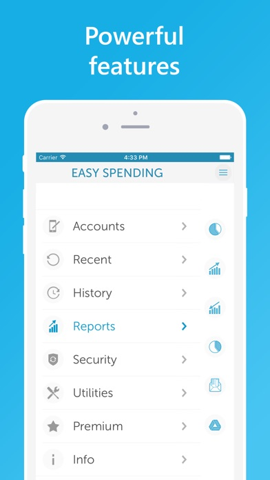 Easy Spending -Expense Tracker Screenshots