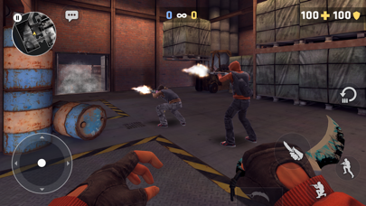 Screenshot from Critical Ops: Multiplayer FPS