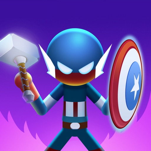 Supreme Stickman: Shadow Fight
