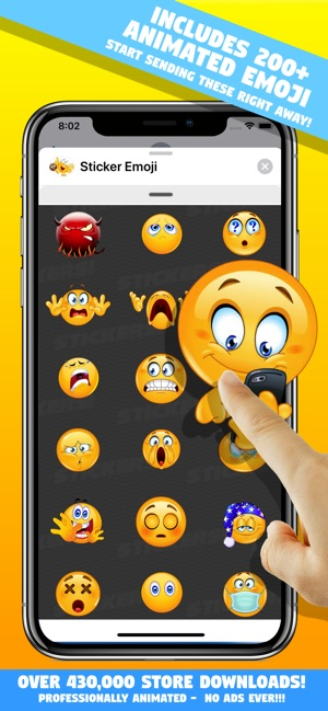 Sticker Emoji on the App Store