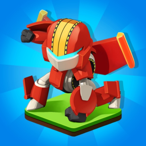Merge Robots - Fun Idle Game