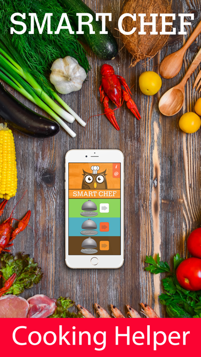 Smart Chef review screenshots