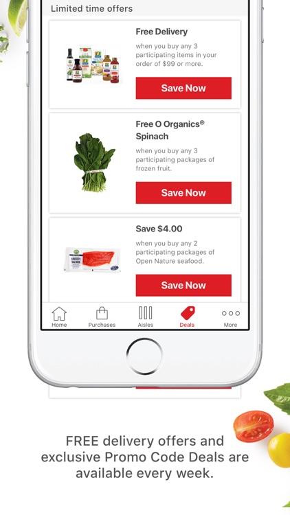 Safeway: Grocery Deliveries screenshot-3