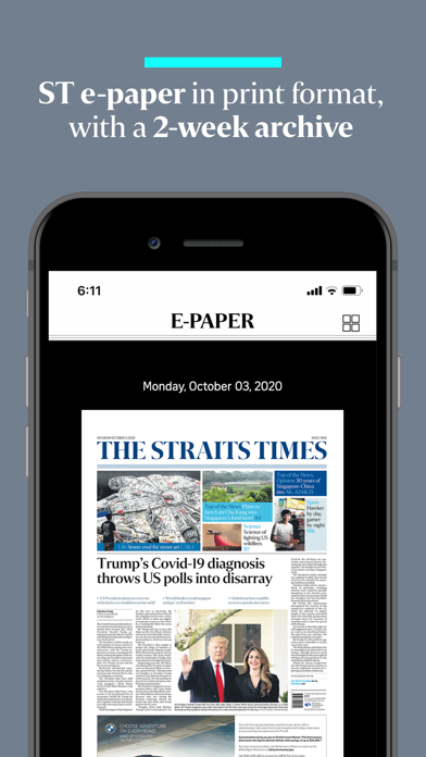 The Straits Timesのおすすめ画像6