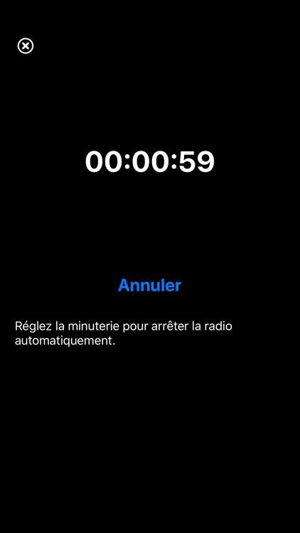 Radios France FM screenshot-3