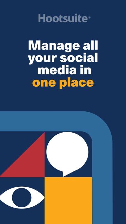 Hootsuite - Social Media Tools screenshot-0