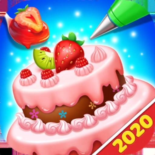 Kitchen Diary: Cake Games 2020