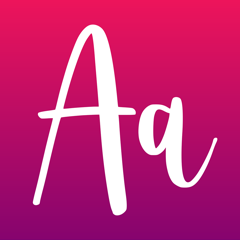 Fonts Art: Fonts for iPhone