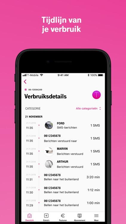 My T-Mobile - Nederland screenshot-4