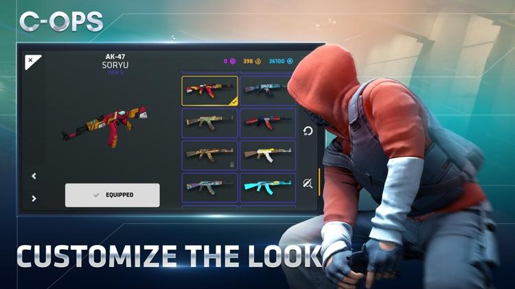 Critical Ops: Online PvP FPS screenshot-3