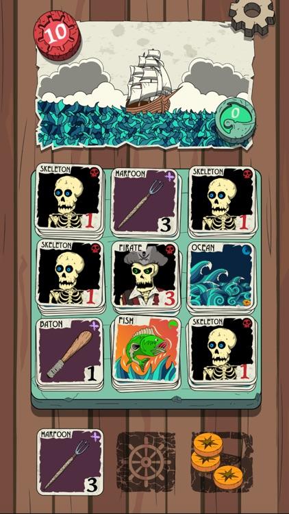 Fisherman Cards Game