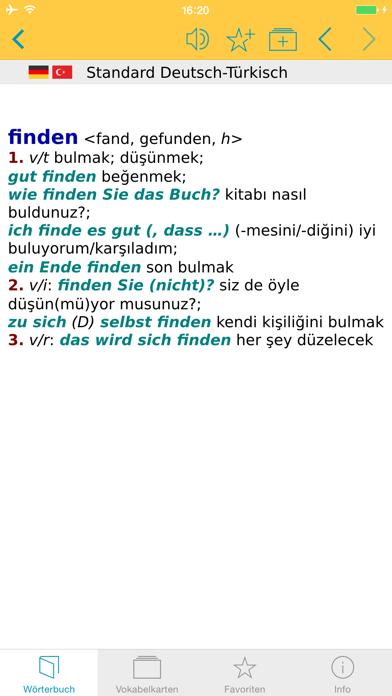 Großes Türkisch Wörterbuchのおすすめ画像5