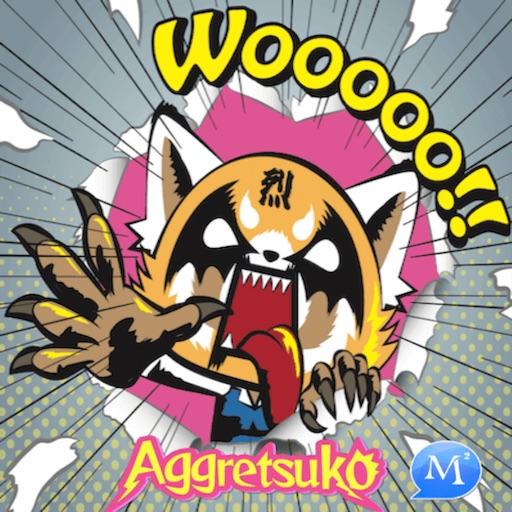 MomentSQ™: Aggretsuko Jump