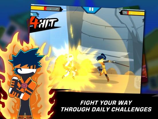 Stick Brawl: Shinobi Shadow screenshot 1