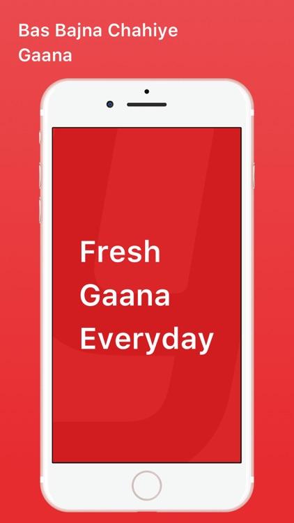 Gaana Music - Songs & HotShots screenshot-7