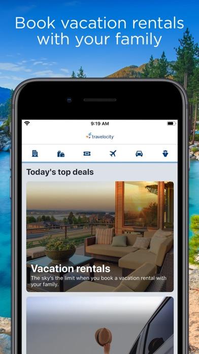 Travelocity Hotels Flights review screenshots