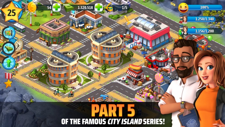 City Island 5: Build a City screenshot-2
