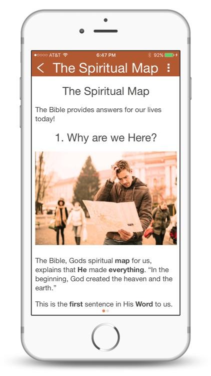 The Spiritual Map