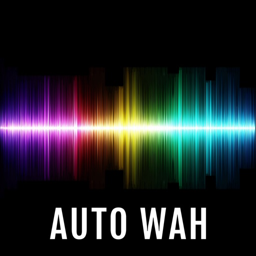 Auto Wah AUv3 Plugin icon