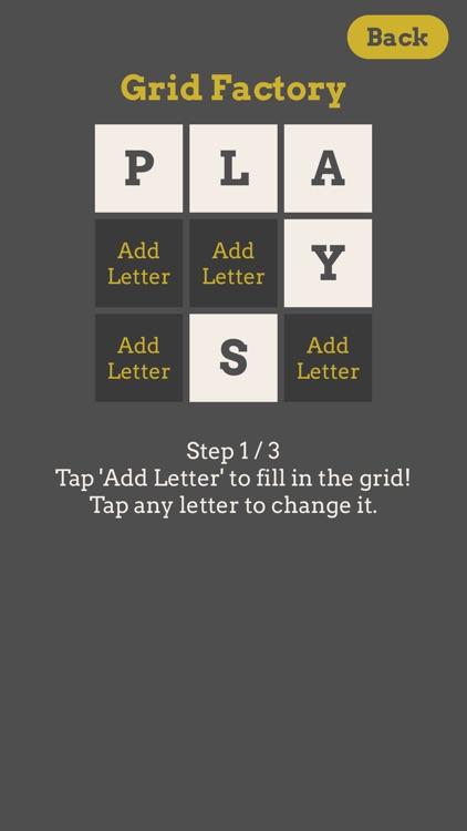 Spell Grid screenshot-5