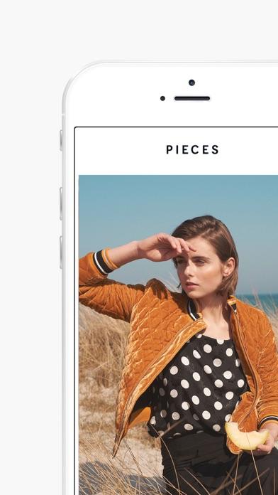Screenshot #1 pour PIECES Accessories