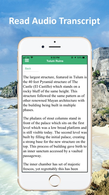 Tulum Ruins Cancun Mexico Tour screenshot-5