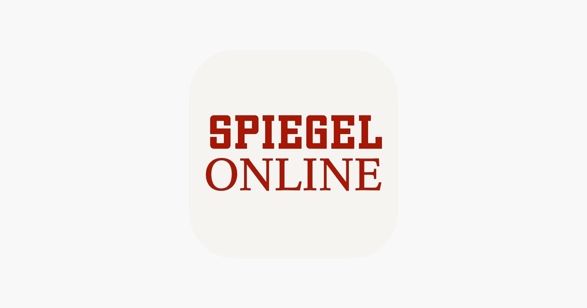 Spiegel Online Nachrichten Im App Store