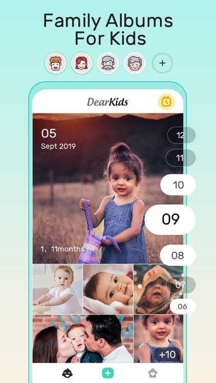 DearKids - Baby Photo Album