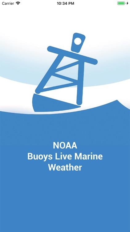 NOAA Buoys Live Marine Weather screenshot-6
