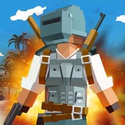 Pixel Survival Battlegrounds